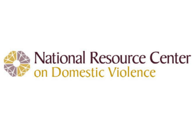 National Resource Center on Domestic Violence logo