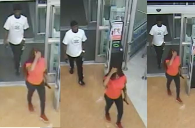 Rite Aid Counterfeit Bills suspects
