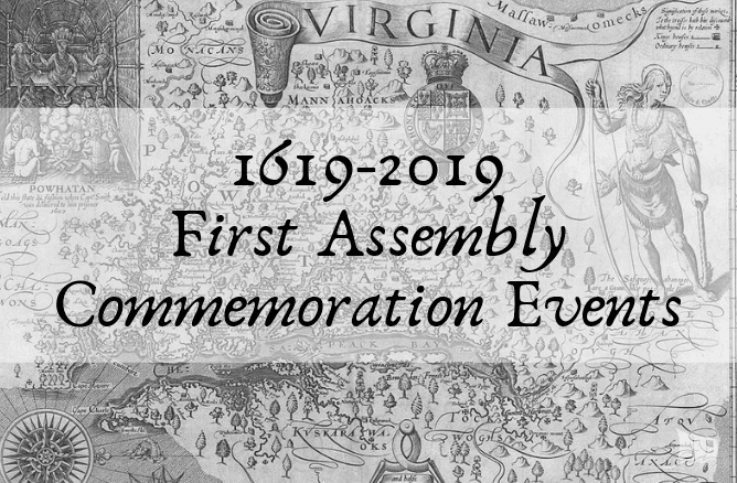 1619 Commemoration Events