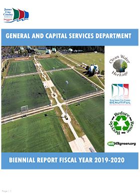 General Services Annual Report FY19 Opens in new window
